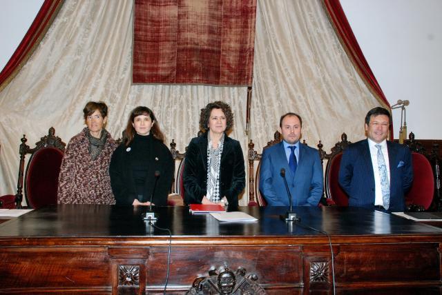 Inauguracion Curso Derecho Romano