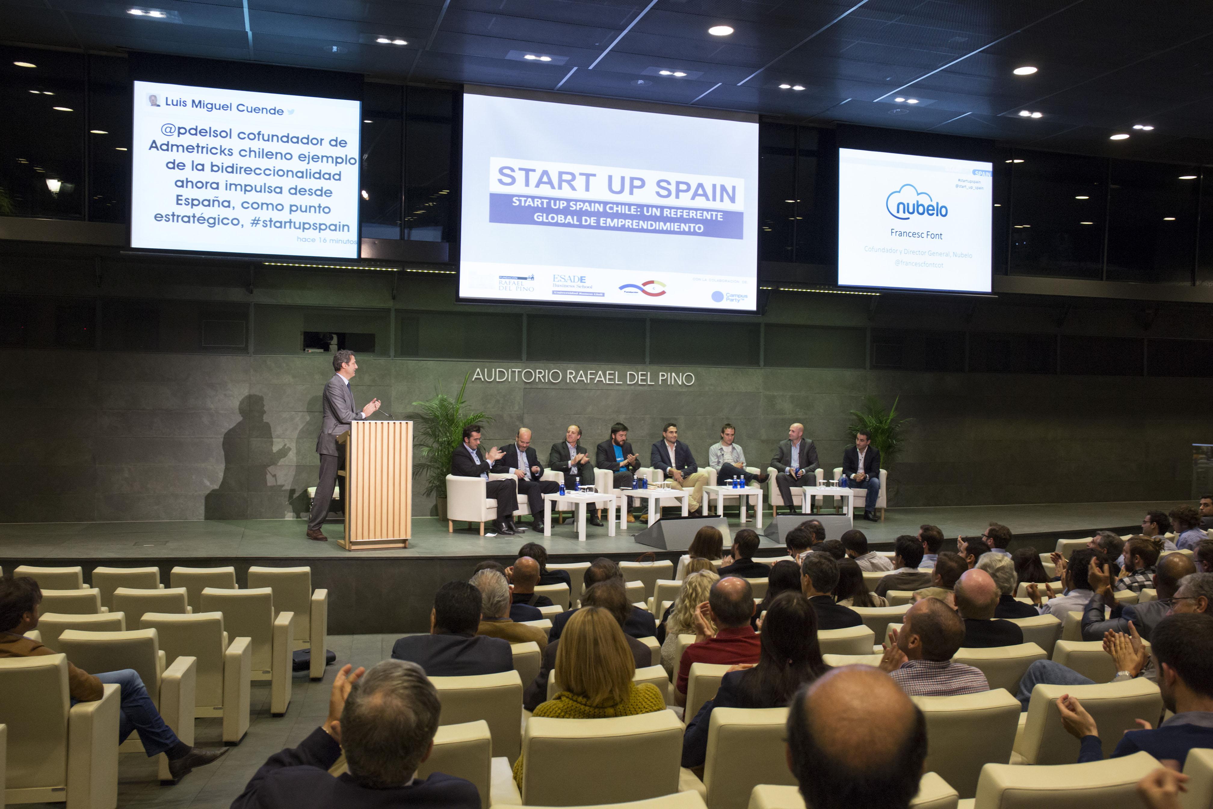 Start Up Spain IX