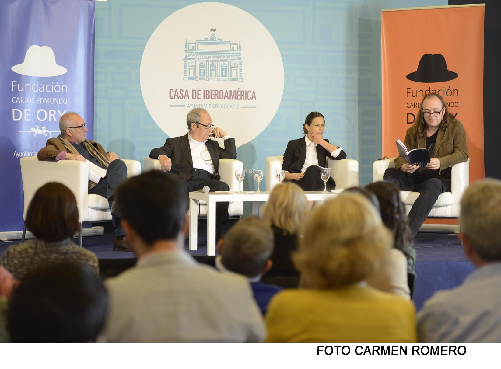 Recital de Poesía en Cádiz