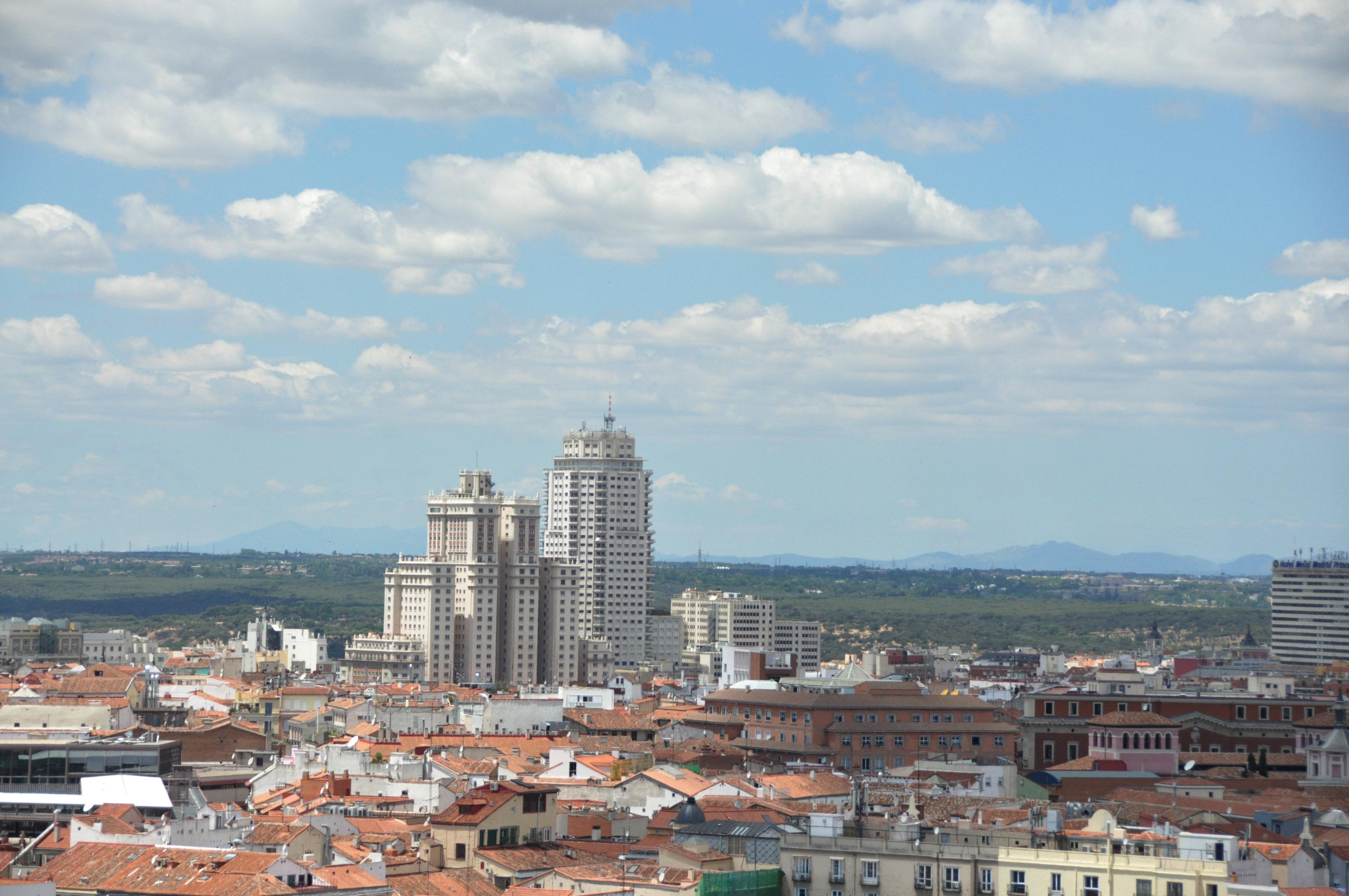 Vista desde el Club Financiero Génova