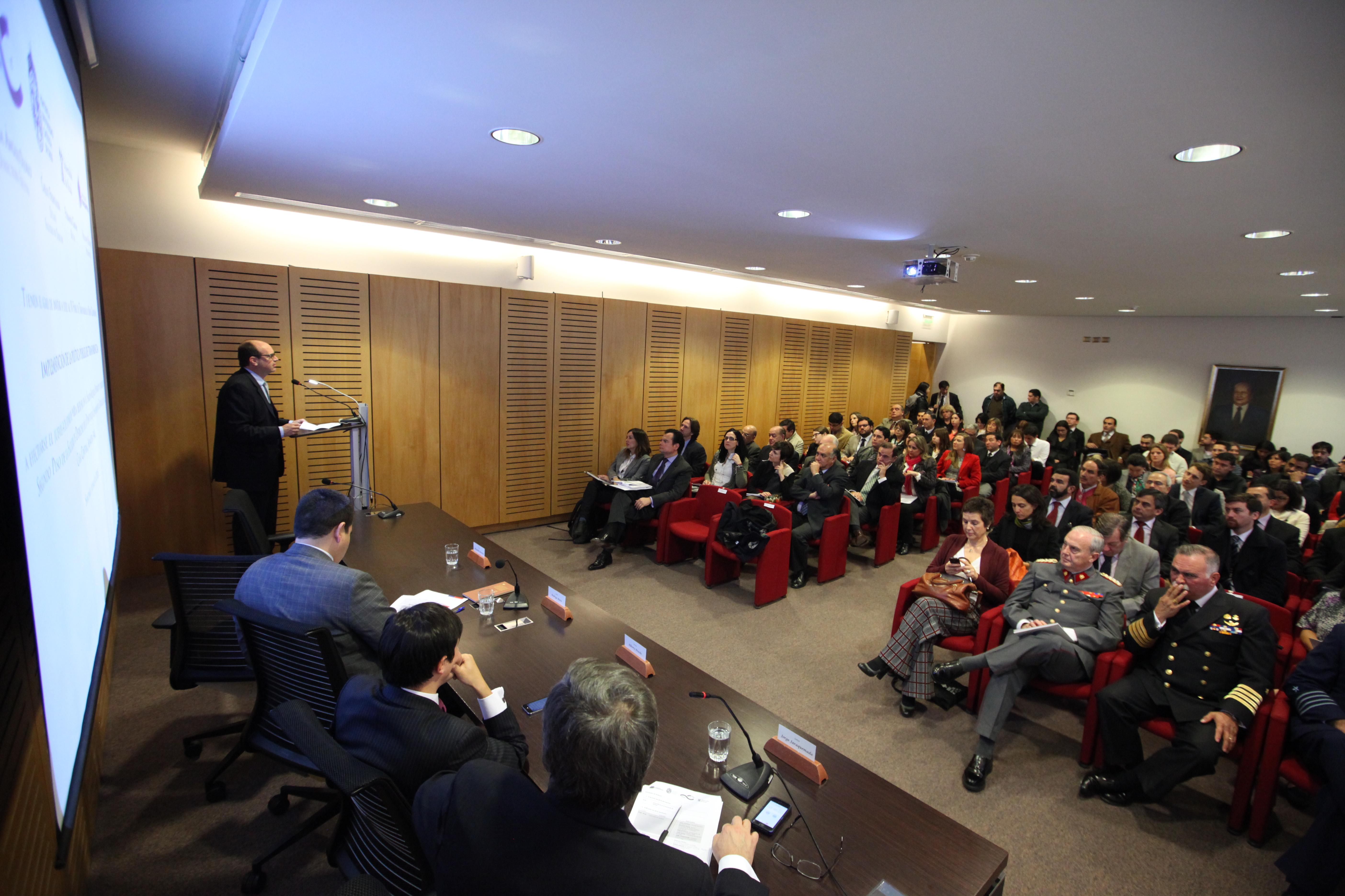 Foro Transparencia Chile-España