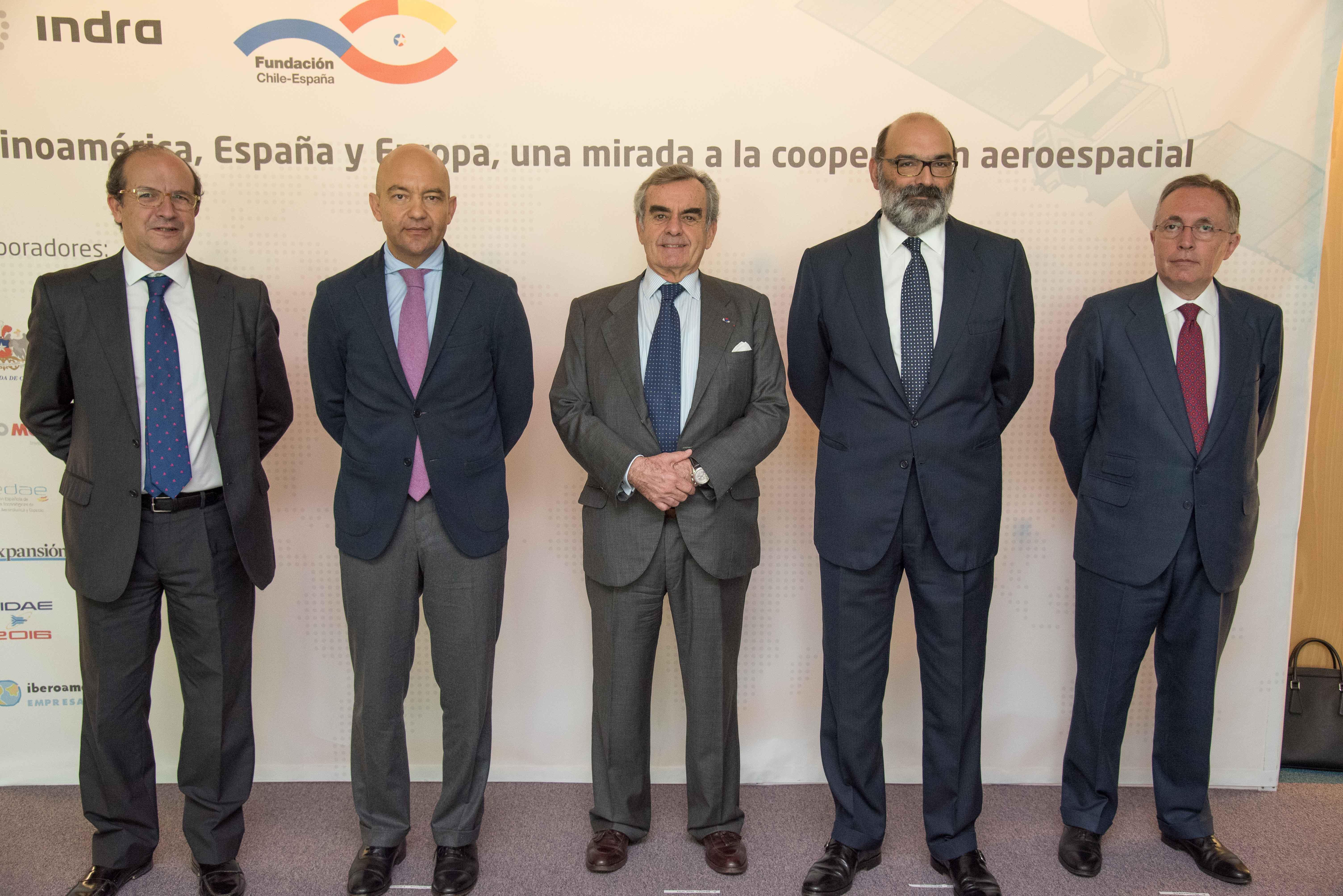 I Foro Latinoamérica España y Europa: una mirada a la cooperación aeroespacial