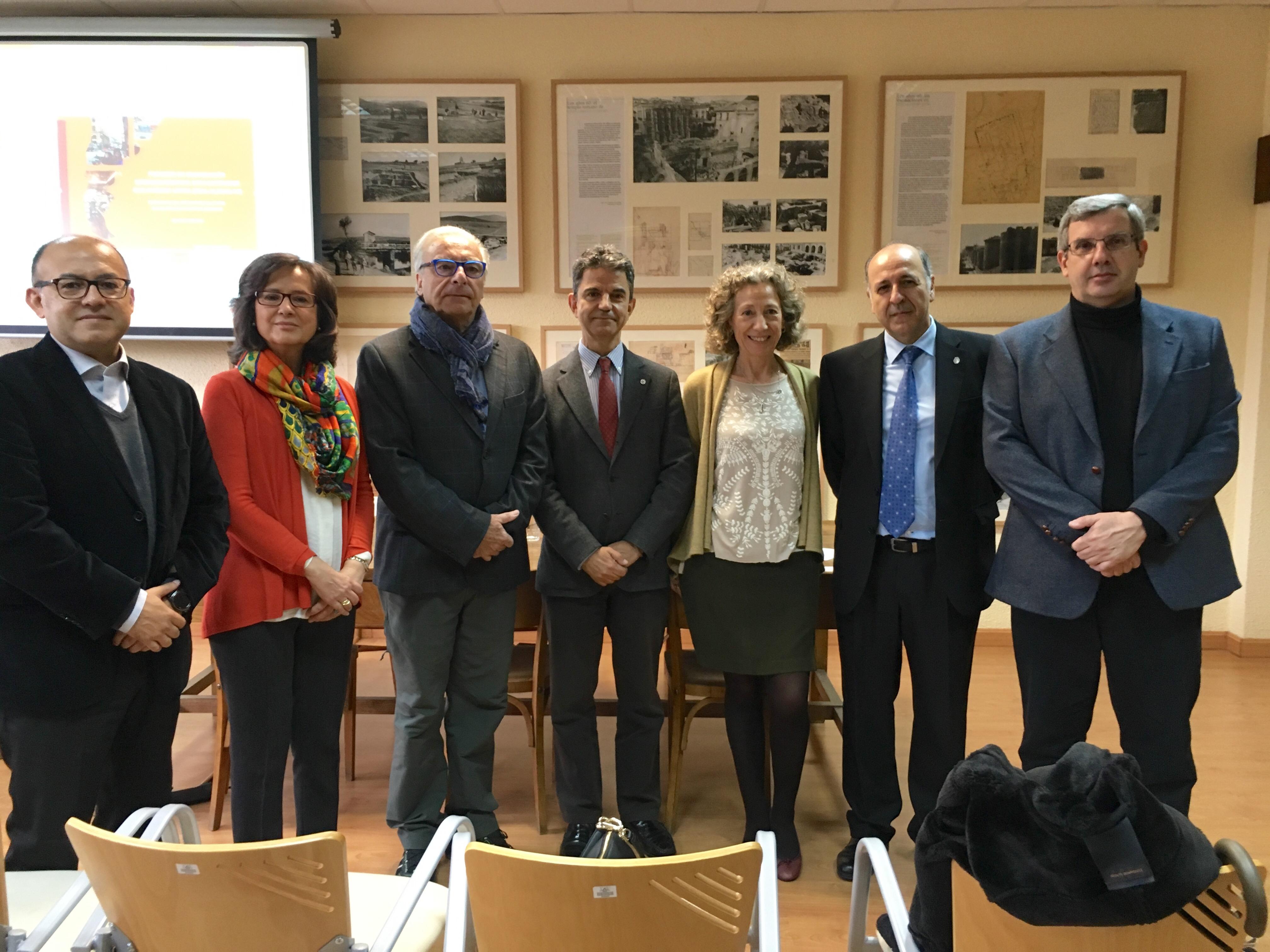 Acad micos de arquitectura de la universidad de valpara so for Universidades de arquitectura en espana