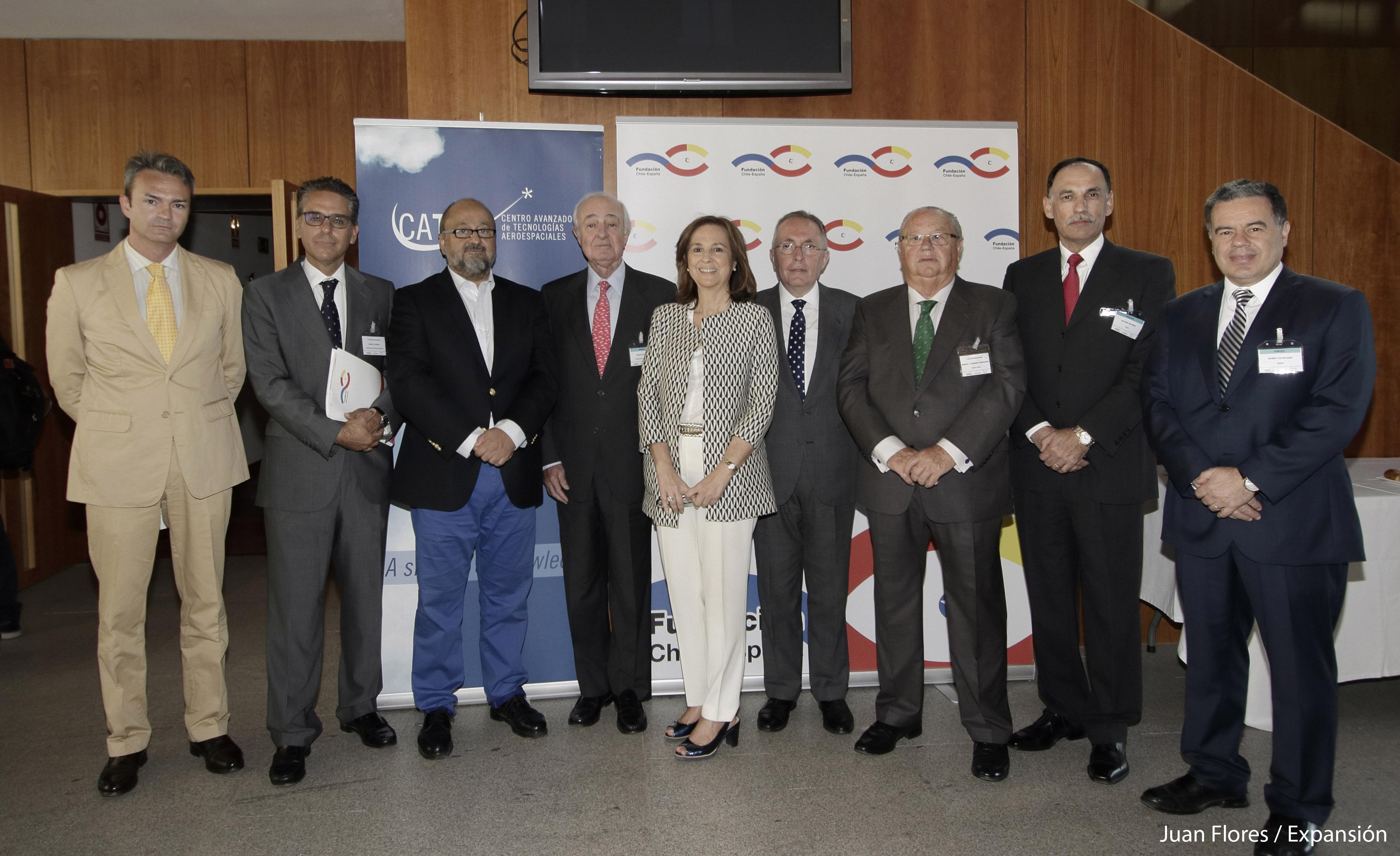 Futuro del sector aeroespacial y su impacto económico en Chile y España