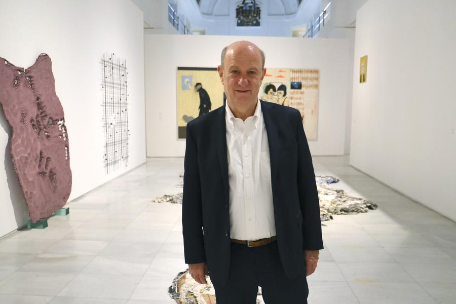 """Exposición """"Gran Sur: arte contemporáneo chileno en la Colección Engel"""""""