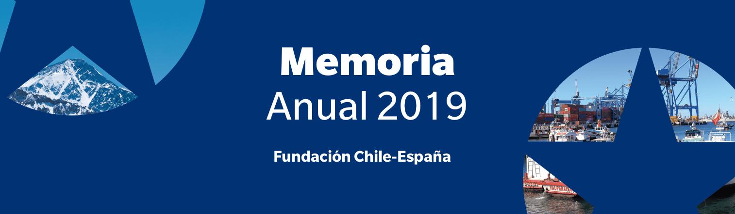 Portada memoria FCE 2019